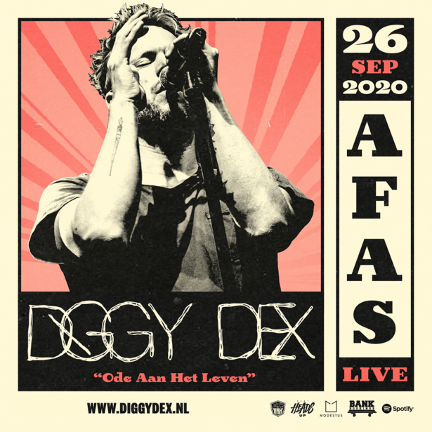 Diggy Dex AFAS Live